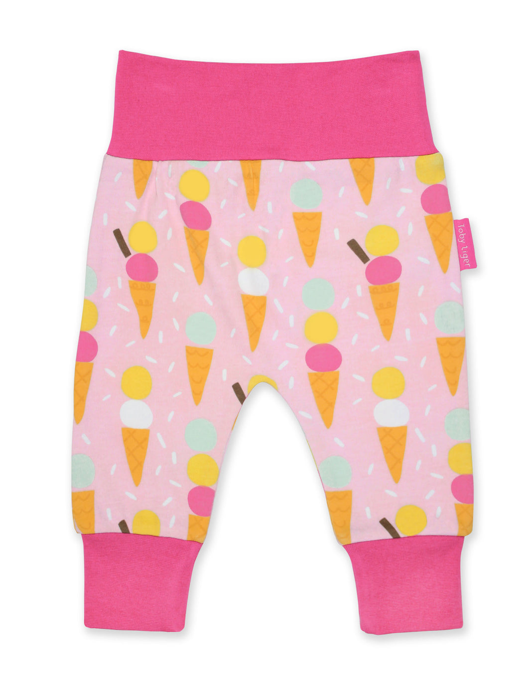 Toby Tiger Ice Cream Print Yoga Pants - Mumma and Mia