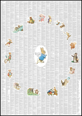 Spineless Classics Peter Rabbit and Friends (Illustrated) - Mumma and Mia