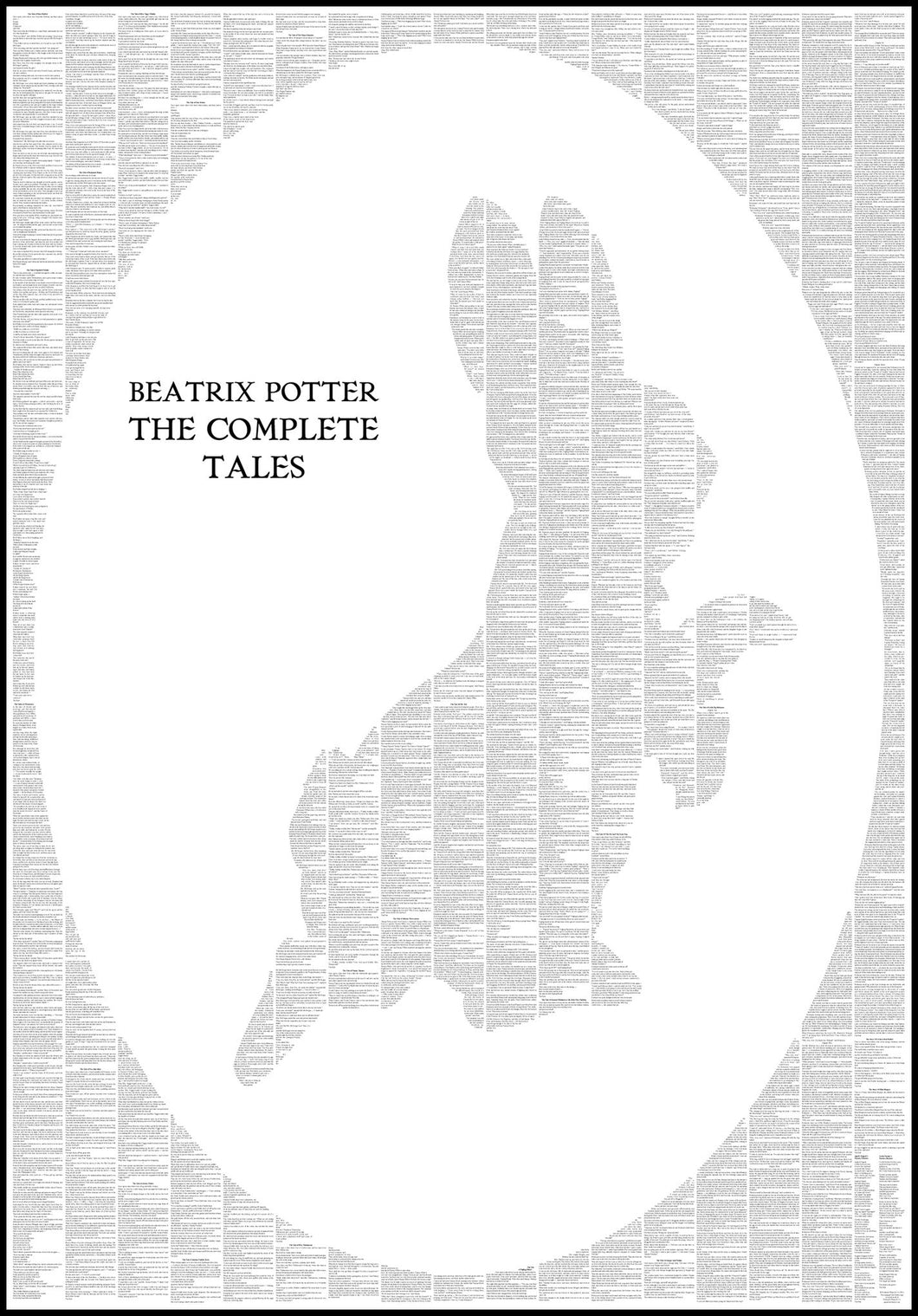 Spineless Classics Peter Rabbit and Friends (Silhouette) - Mumma and Mia