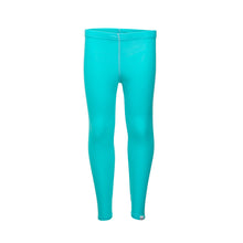 Load image into Gallery viewer, Noma Swimwear Turquoise Swimming Leggings - Mumma and Mia