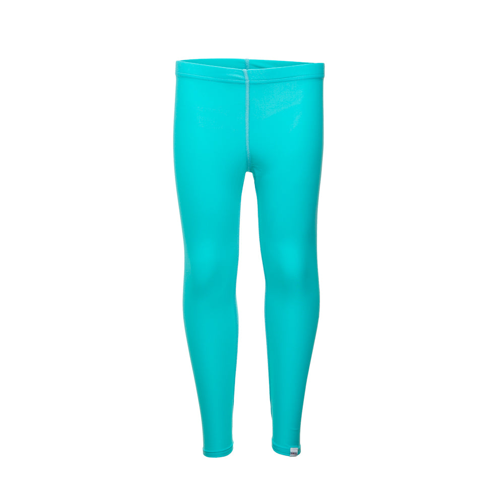 Noma Swimwear Turquoise Swimming Leggings - Mumma and Mia