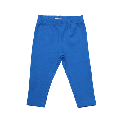 Toby Tiger Plain Blue Leggings - Mumma and Mia