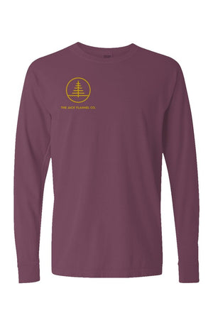 Long Sleeve Comfort Colors Logo Tee