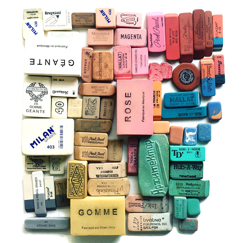 Eraser Collection 1