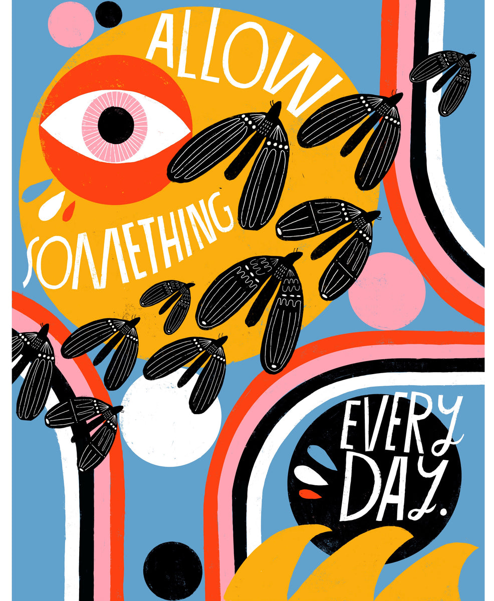 Allow Something Every Day