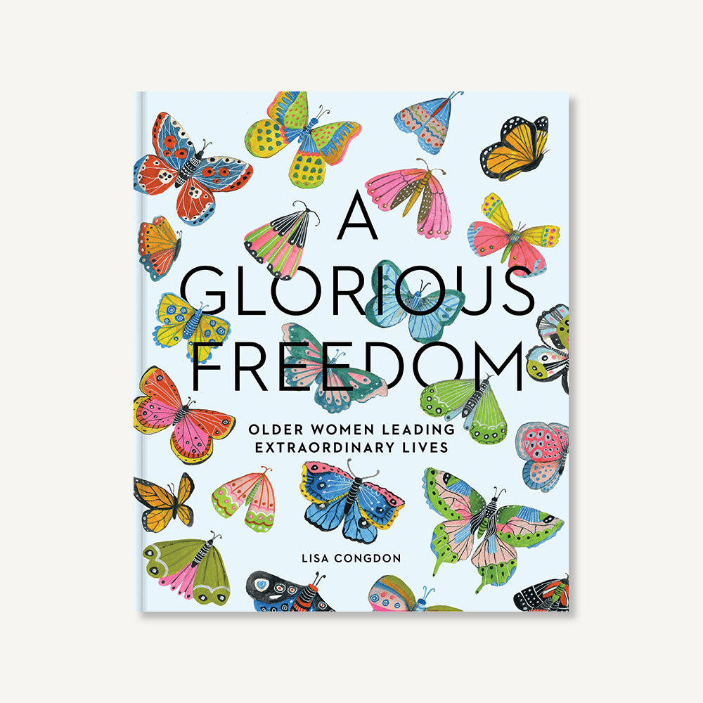 A Glorious Freedom by Lisa Congdon SIGNED COPY