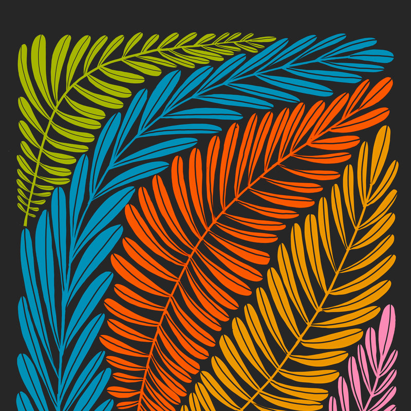 Ferns - Art Print