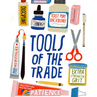 Tools of the Trade - Art Print