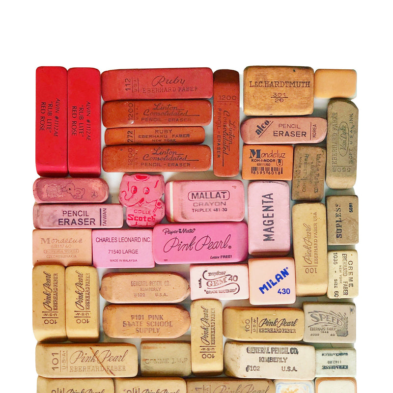 Eraser Collection No. 2 - Photograph