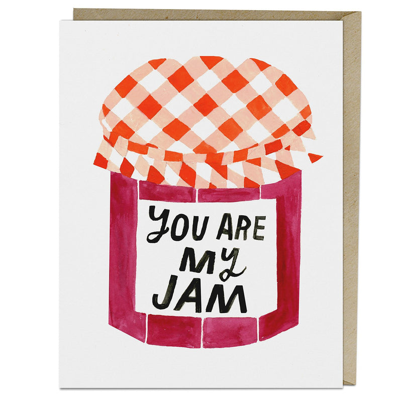 You Are My Jam Greeting Card