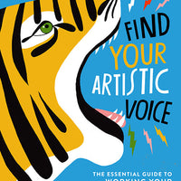 Find Your Artistic Voice -scratch & dent sale- SIGNED COPY