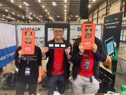 M5Stack at Maker Faire Bay Area 2019