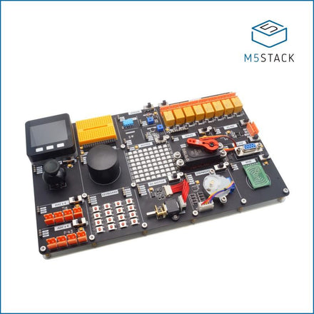 Open Source M5Stack IoT Training kit with ESP32 micro-controller