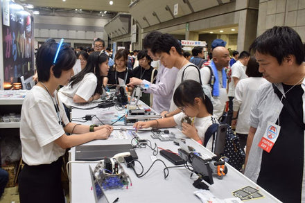 M5Stack Goes to Tokyo Makerfaire