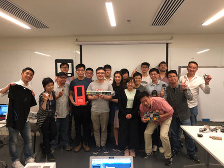 M5Stack User Meep Up at Hong Kong Polytechnic
