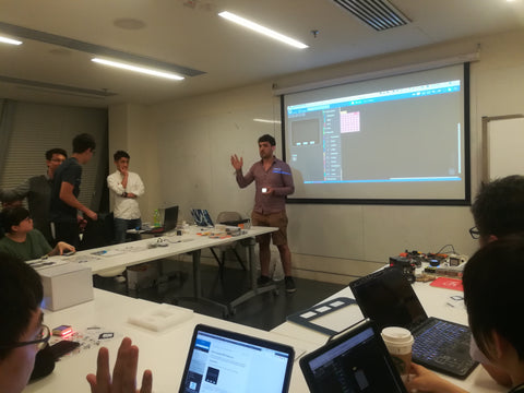 M5Stack User Meep Up at Hong Kong Polytechnic – m5stack-store