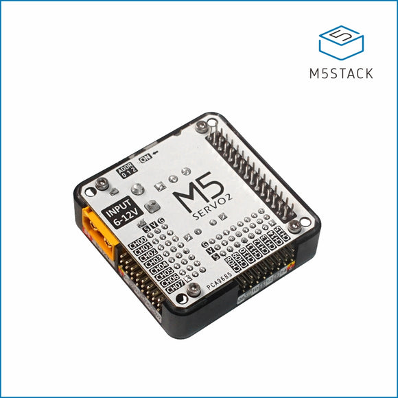 SERVO2 Module 16 Channels - 13.2 (PCA9685) - m5stack-store