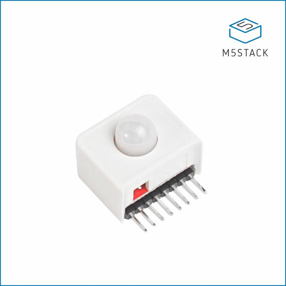 M5StickC PIR Hat (AS312) - m5stack-store