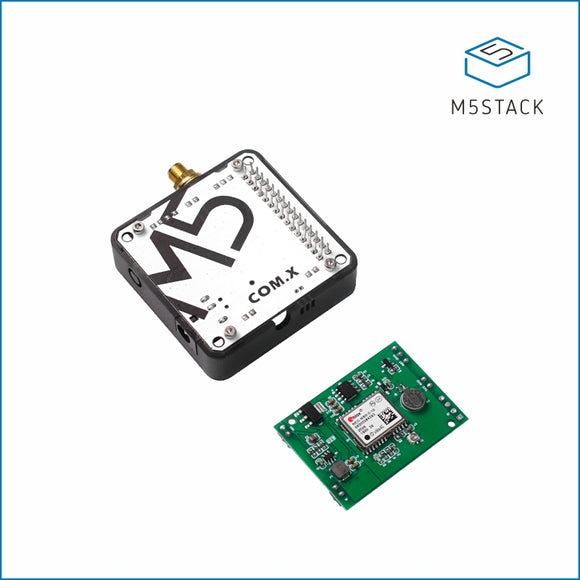 COM.GPS module (NEO-M8N) with Antenna - m5stack-store