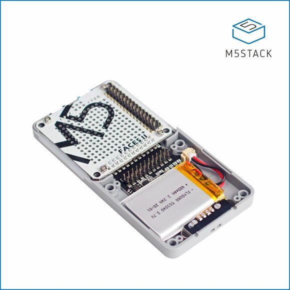 M5 Faces II Bottom Board - m5stack-store