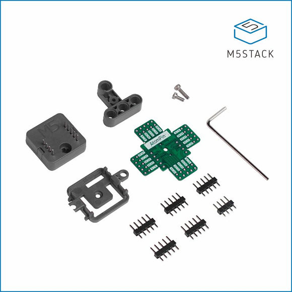 ATOM Mate Adapter DIY Expansion Kit - m5stack-store