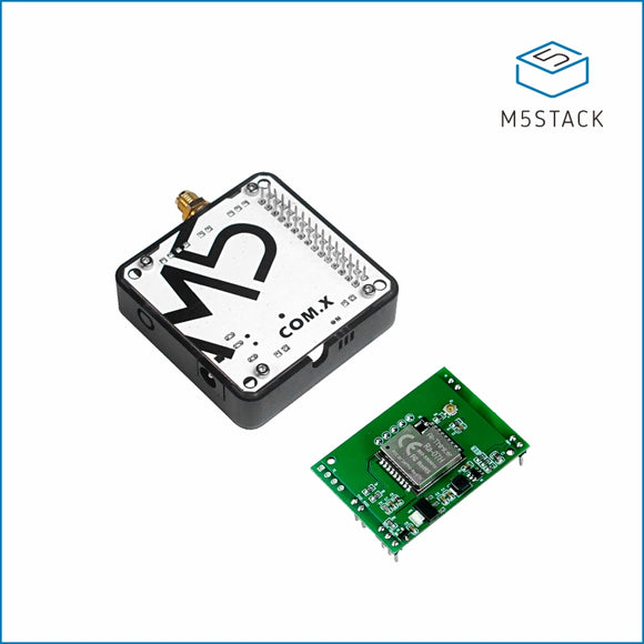COM.LoRaWAN Module 915MHz (ASR6501) with antenna - m5stack-store