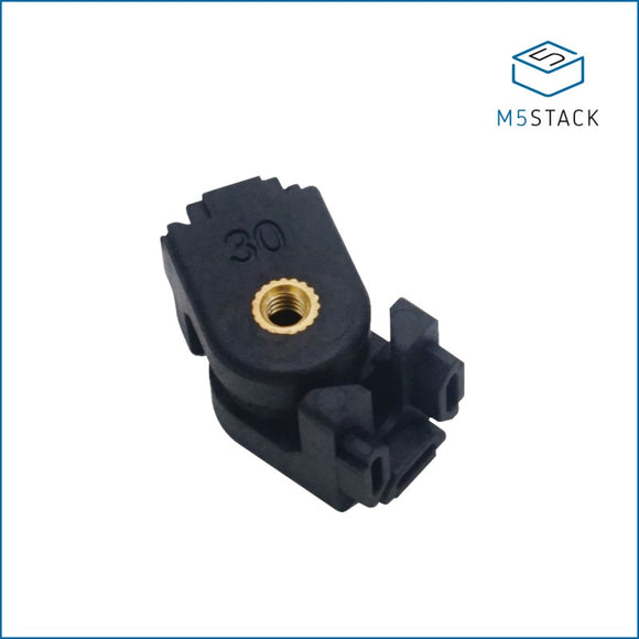 30° Plastic Corner Connector for 1515 Aluminum Profile - m5stack-store