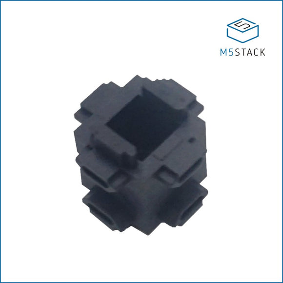 5 Sides Plastic Corner Connector for 1515 Aluminum Profile - m5stack-store