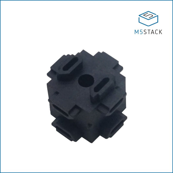 6 Sides Plastic Corner Connector for 1515 Aluminum Profile - m5stack-store