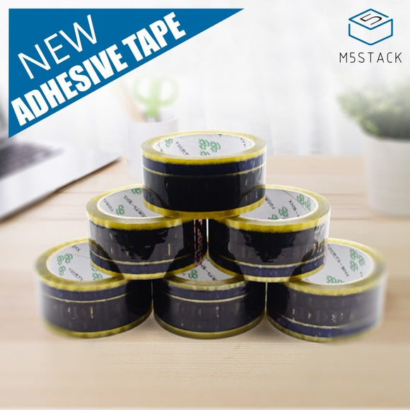 Customized M5STACK logo Adhesive tape - m5stack-store