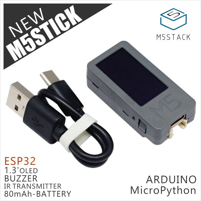 Mini Development Kit ESP32 1 3'OLED – m5stack-store