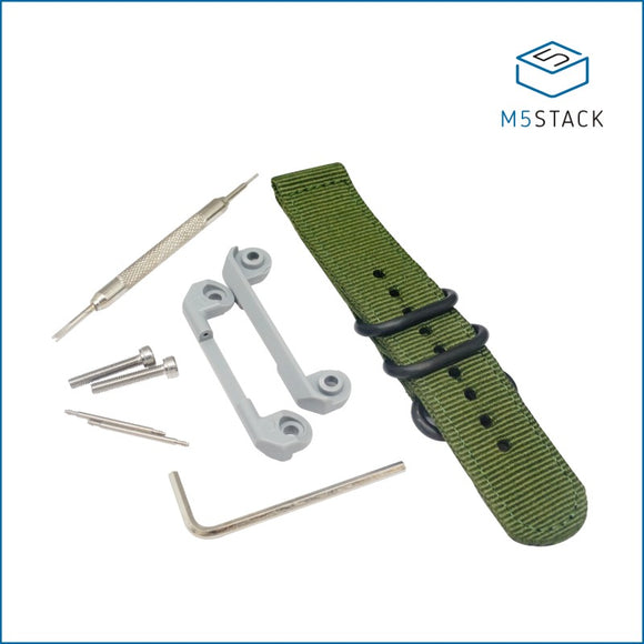 M5GO Watch Strap Nylon Soft Replacement Strap - m5stack-store