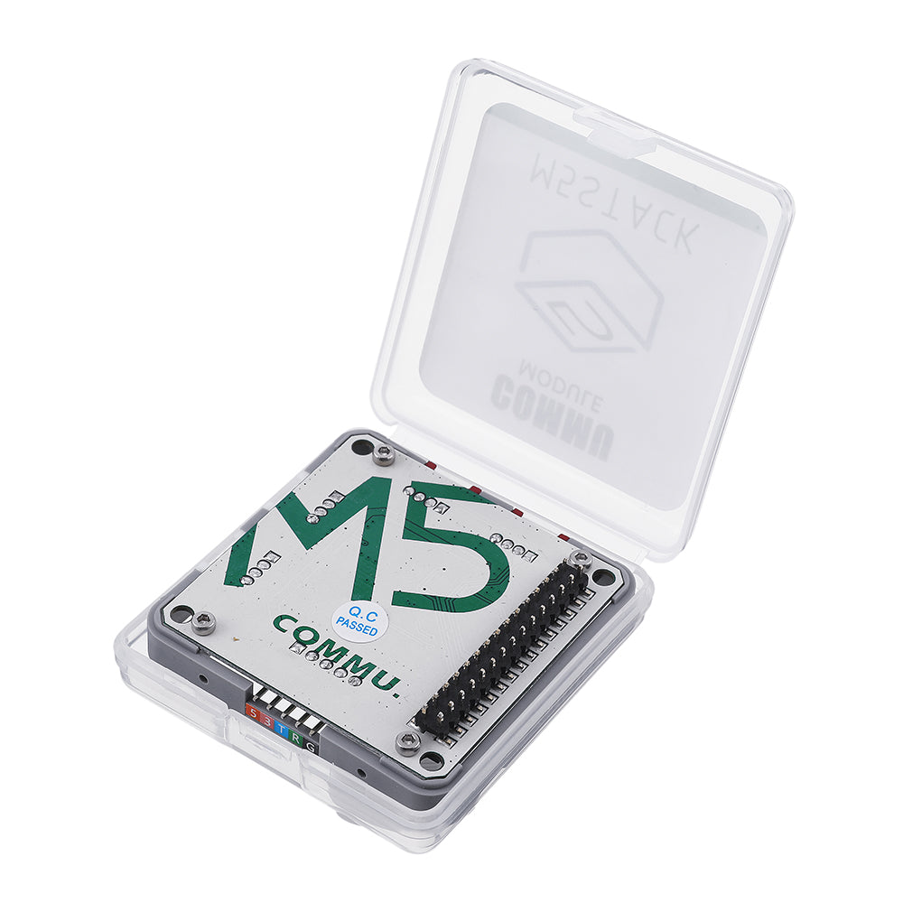 Commu Module Extend Rs485 Ttl Can I2c Port M5stack Store