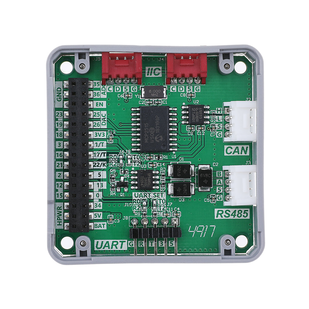 COMMU Module Extend RS485/TTL CAN/I2C Port