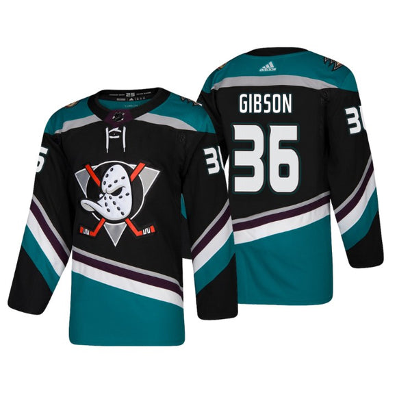 Anaheim Ducks Retro Alternate Team Jersey