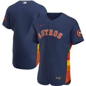 Houston Astros Navy Alternate 2020 Team Jersey