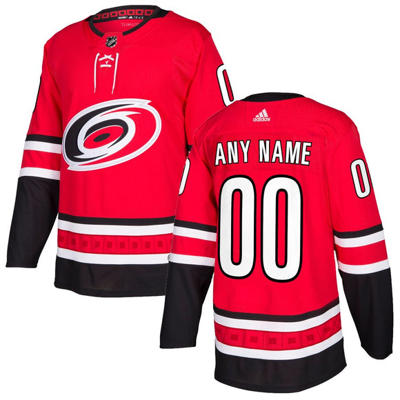 Carolina Hurricanes Home Red Team Jersey
