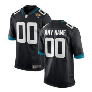 Jacksonville Jaguars Black Alternate Team Jersey