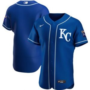Kansas City Royals Royal Alternate 2020 Team Jersey