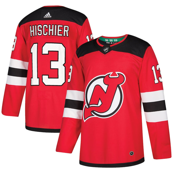 New Jersey Devils Home Red Team Jersey