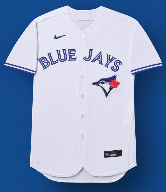 Toronto Blue Jays White Home 2020 Team Jersey