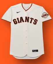 Load image into Gallery viewer, San Francisco Giants Cream Home 2020 Team Jersey