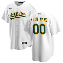 Load image into Gallery viewer, Oakland Athletics White Home 2020 Team Jersey