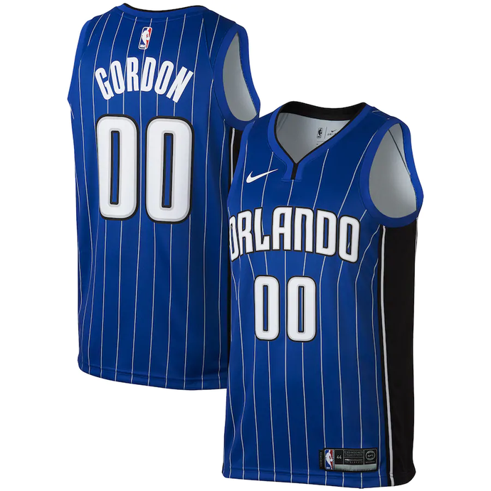 Orlando Magic Blue Team Jersey - Icon Edition