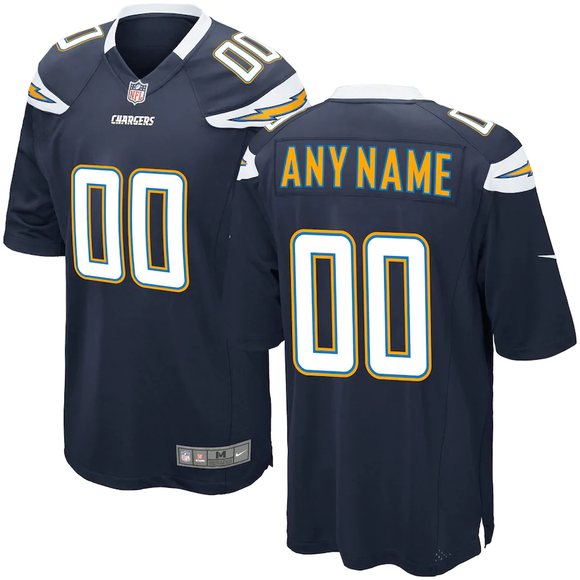 Los Angeles Chargers Home Navy Team Jersey