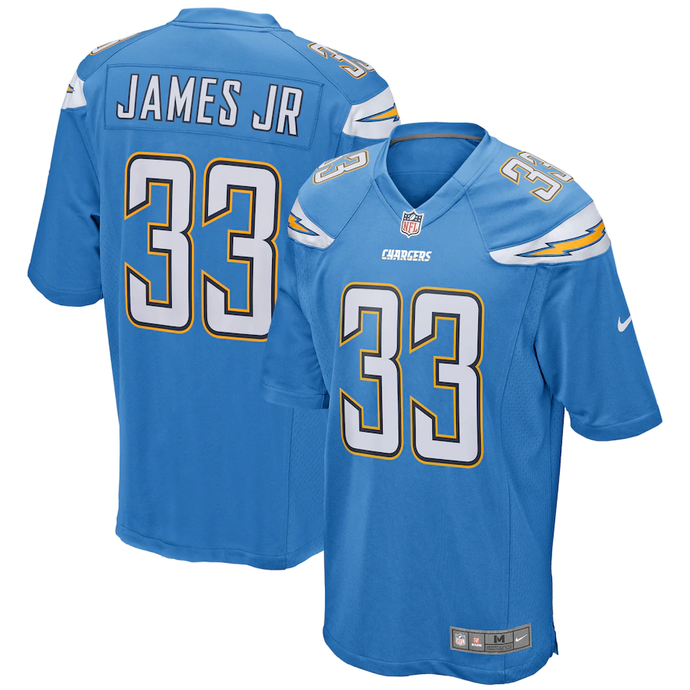 Los Angeles Chargers Powder Blue Alternate Team Jersey