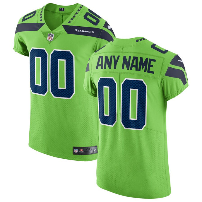 Seattle seahawks Color Rush Jersey