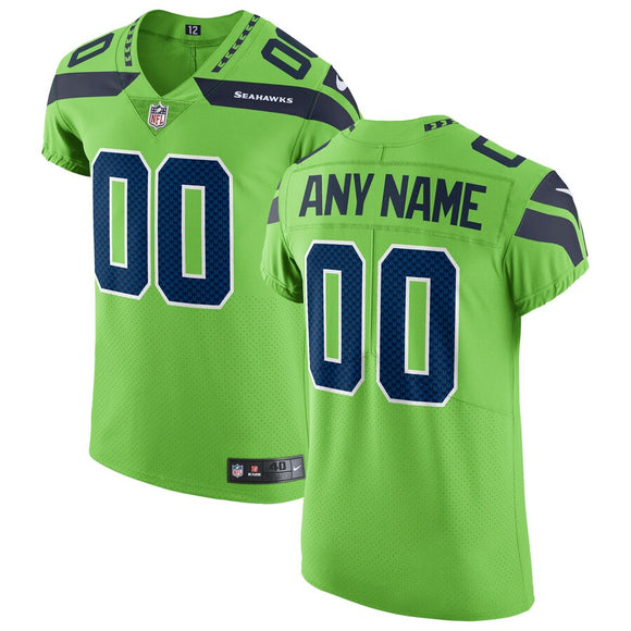 Seattle Seahawks Color Rush Team Jersey