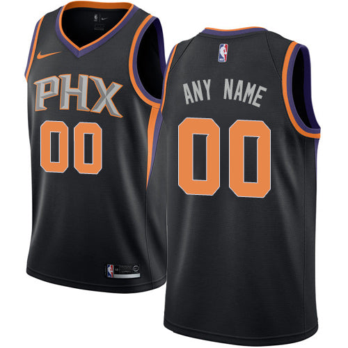 Phoenix Suns  Black Team Jersey - Statement Edition