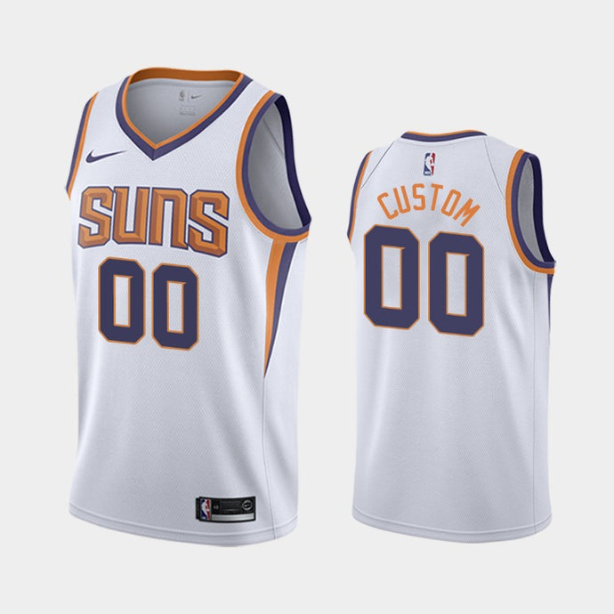Phoenix Suns White Team Jersey - Association Edition